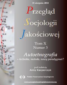 Przegląd Socjologii Jakościowej