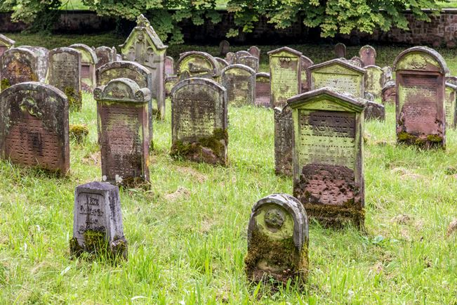 Cmentarz żydowski w Emmendingen (Niemcy)