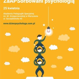 III Dzień Psychologa - plakat