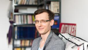 Polacy z werwą - dr Mateusz Falkowski