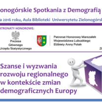 Szanse i wyzwania rozwoju regionalnego w kontekście zmian demograficznych Europy