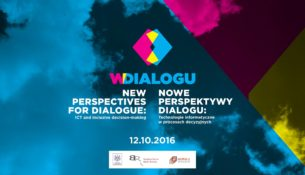 Nowe perspektywy dialogu: Technologie informatyczne w procesach decyzyjnych