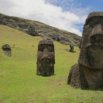 Dzieje Wyspy Wielkanocnej nadal kryją wiele niewiadomych