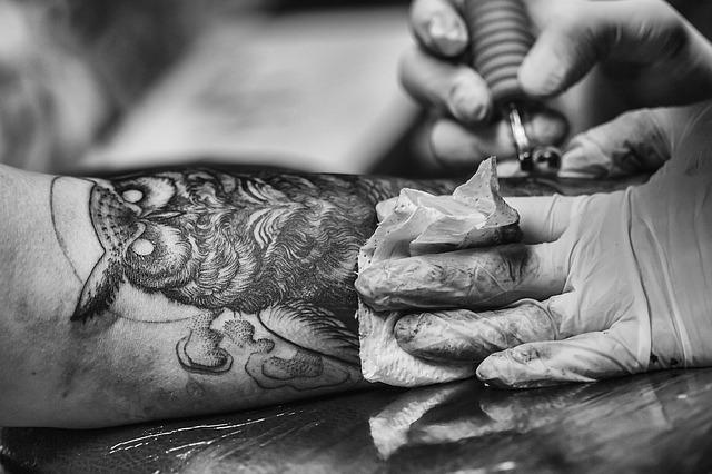 Cechy Osób Posiadających Tatuaże W Opinii Badanych
